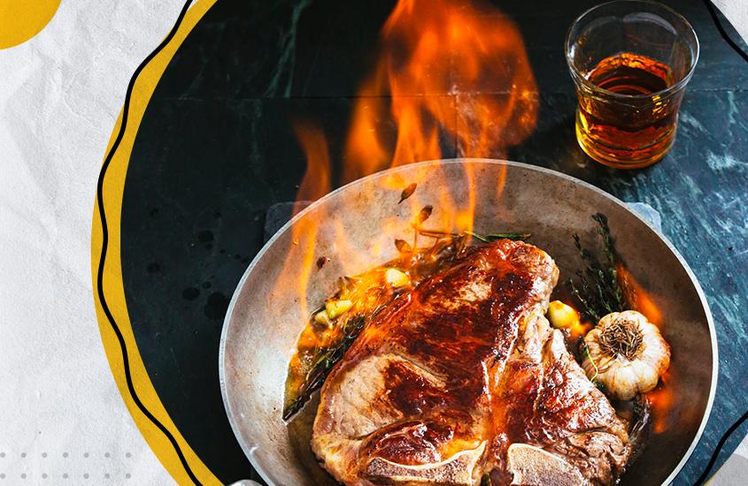 Como valorizar seus pratos com bebidas alcoólicas?