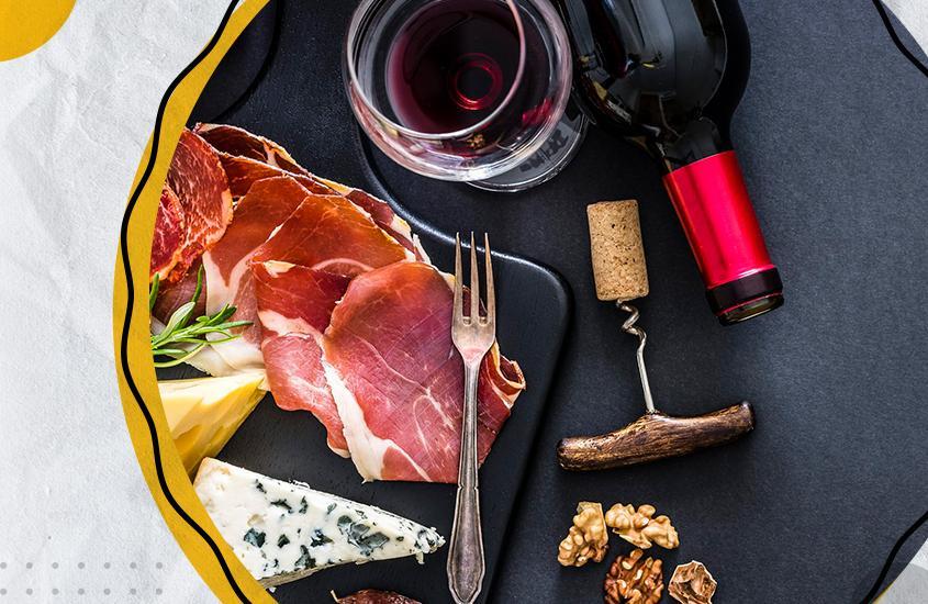Como harmonizar vinhos em um jantar romântico?